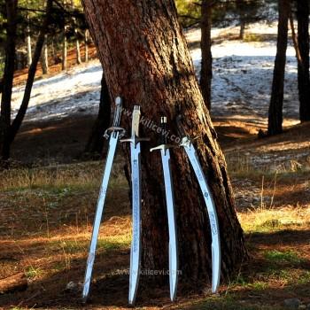 Osmanlı Kılıçları Seti